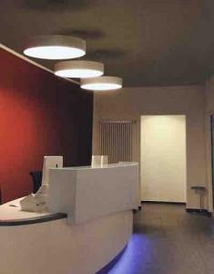 Iluminacion De Techo Y Suspension High Tech System - Iluminacion-de-techo